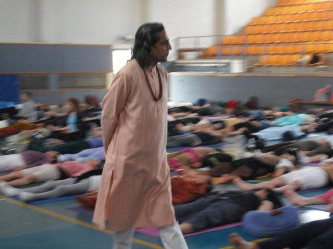 yoga in israel