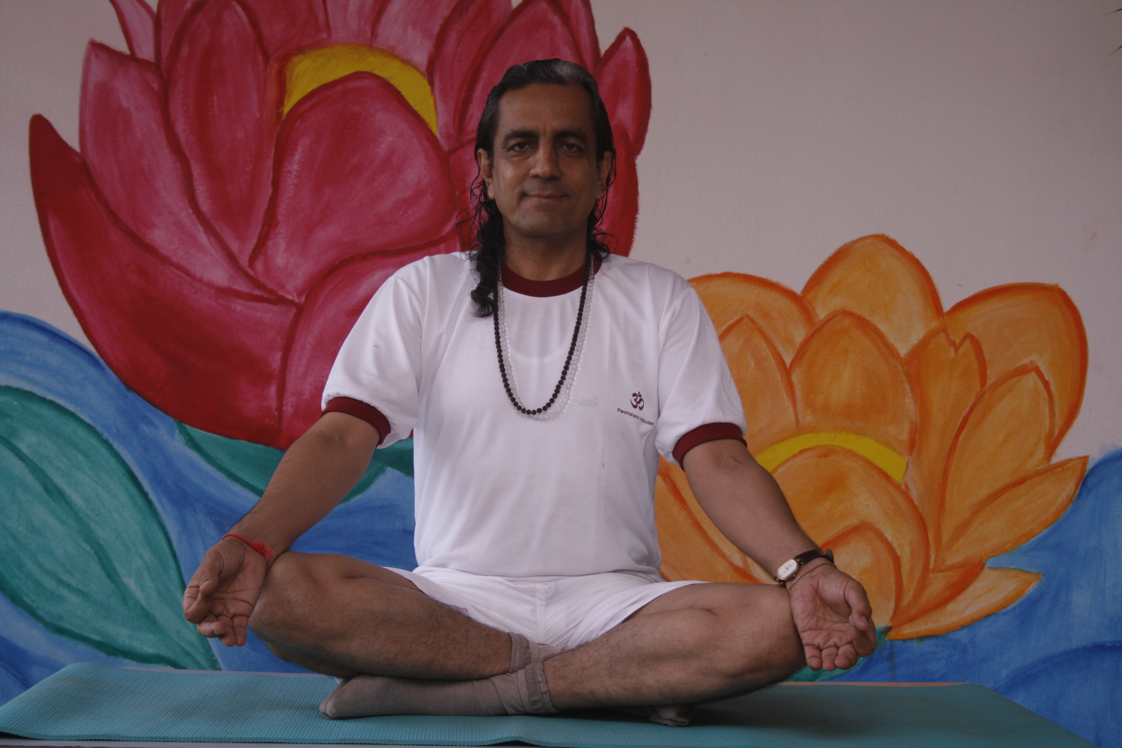 Padmasana Yoga Courseware Paramyoga India