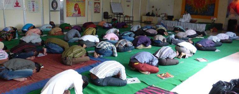 Effect of meditation on brain | paramyoga india
