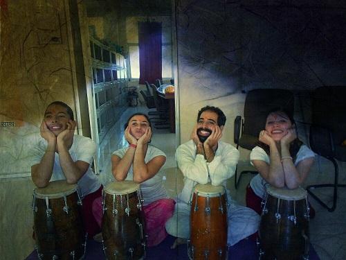 ashram band